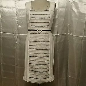 White House Black Market midi dress size 4